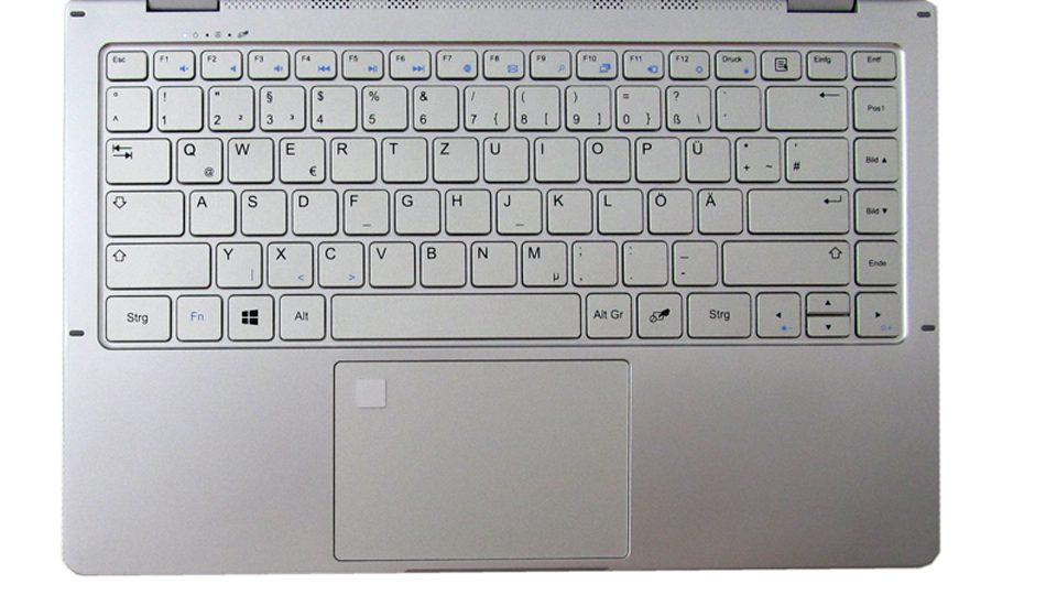 TREKSTOR Primebook C13 WiFi Tastatur_1