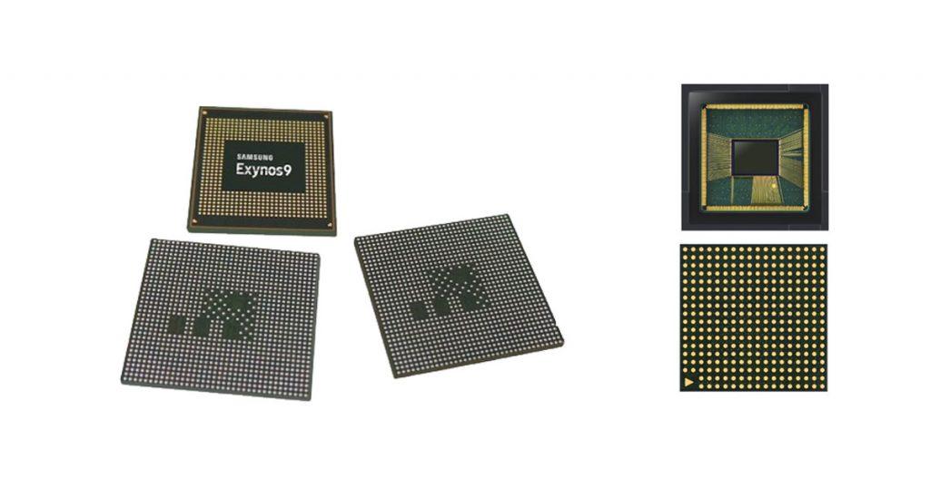 Samsung Exynos 9810 und ISOCELL Slim 2X7: CPU und Kamera für das Galaxy S9?