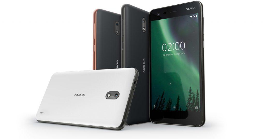 Einsteigersmartphone: HMD Global stellt das Nokia 2 vor