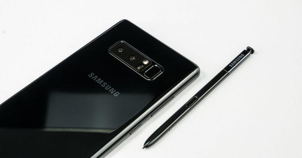 Samsung Galaxy Note 8: Das doppelte Flottchen [TEST]