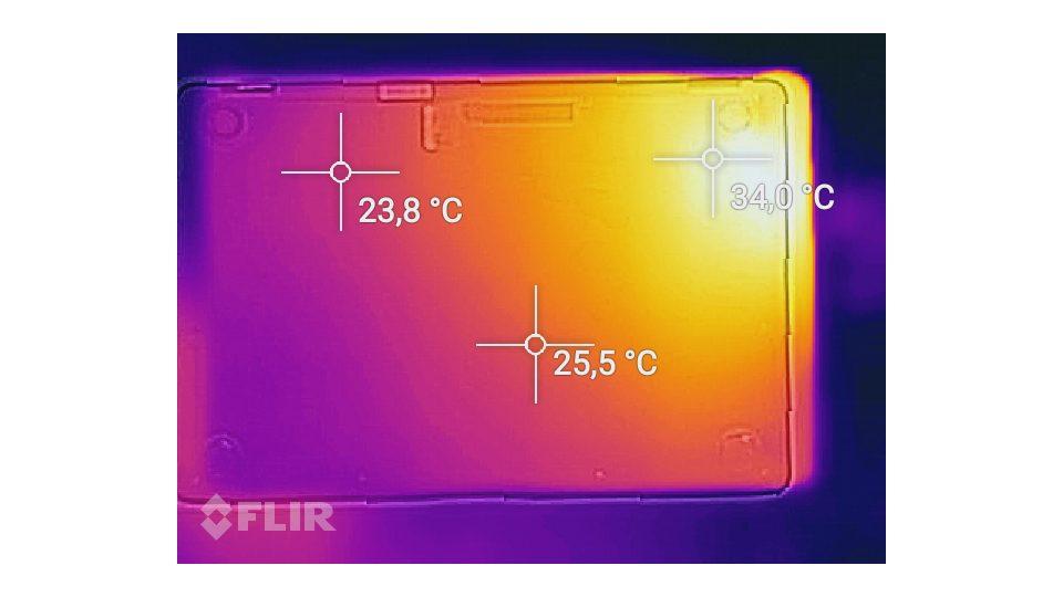 Asus-Zenbook-Flip-S-UX370 Hitze_2