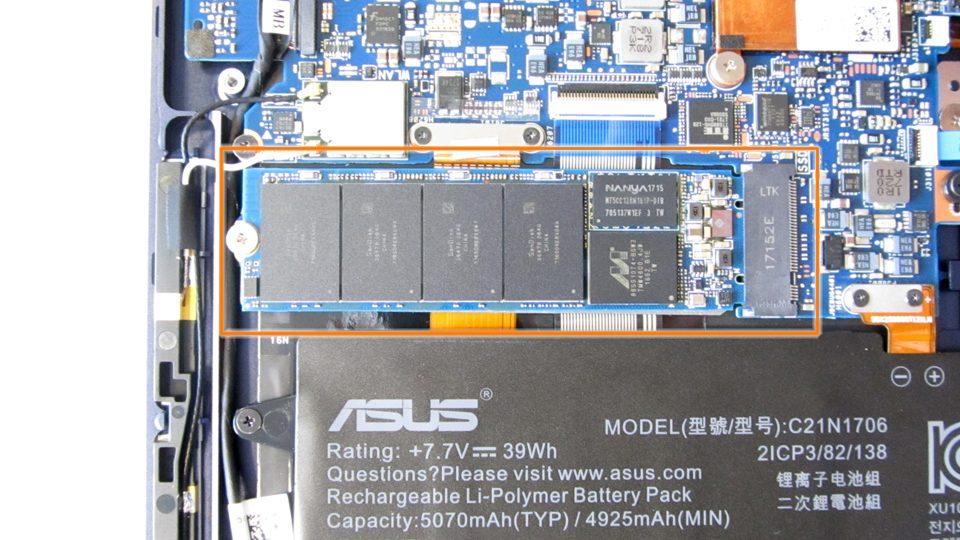 M.2-SSD-Modul