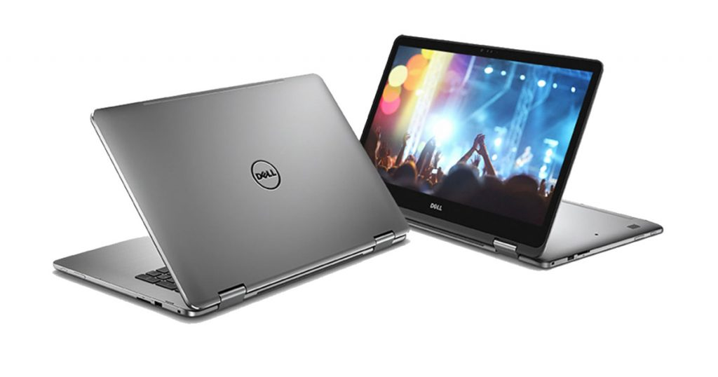 Dell Inspiron 17 7773 – Convertible Notebook mit 17,3 Zoll Touchdisplay und dedizierter Nvidia-Grafik im Test