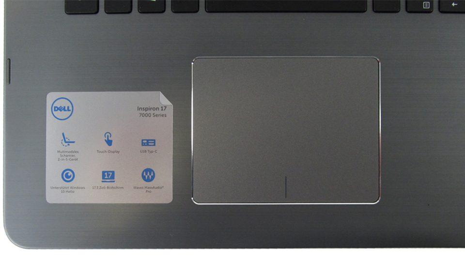 Dell-Inspiron-17-7773 Tastatur_3