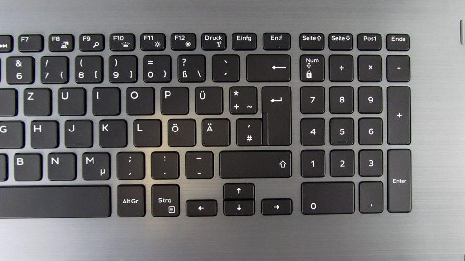 Dell-Inspiron-17-7773 Tastatur_4