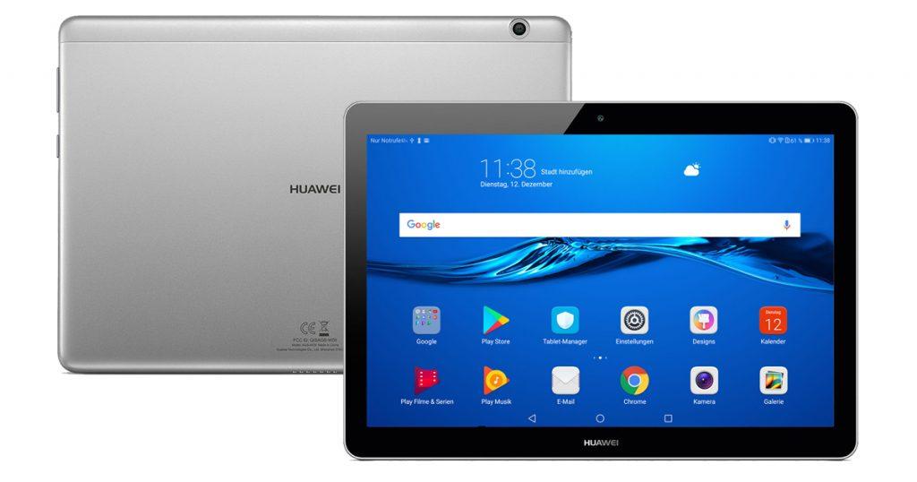 Test: Huawei MediaPad M3 Lite mit sehr hellem 10,1-Zoll-Display, Android 7 und LTE