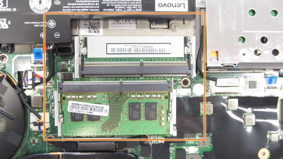 Lenovo Thinkpad Arbeitsspeicher