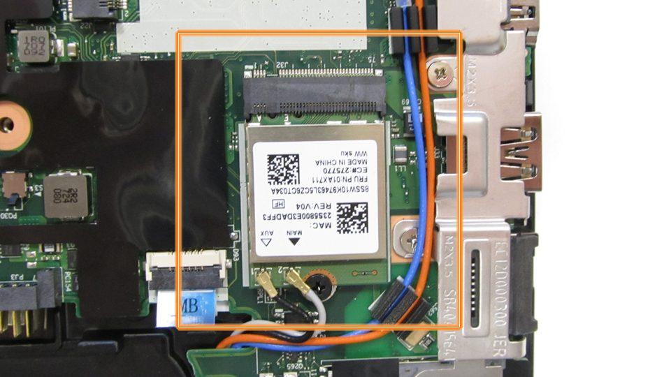 Lenovo Thinkpad W-LAN-Modul