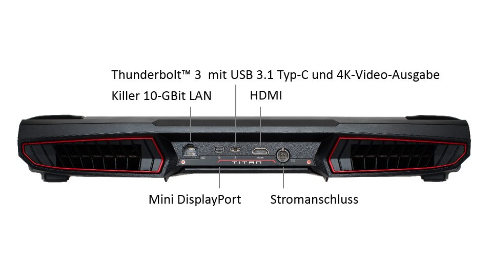 MSI GT75VR-7Rx Anschluesse_1