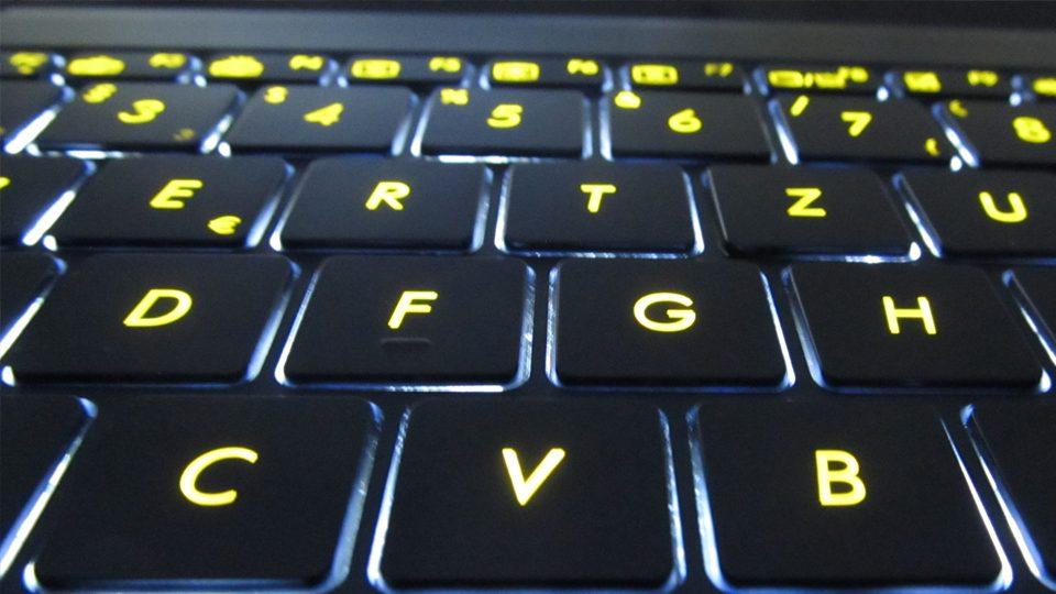asus zenbook flip s ux370 Tastatur_5