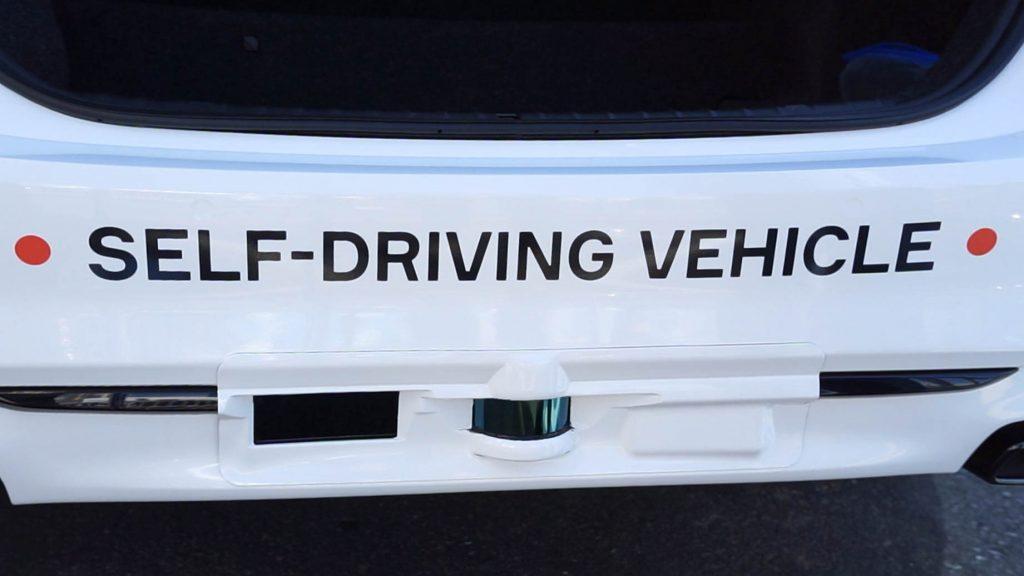 CES 2018: Unterwegs in selbstfahrenden Taxis