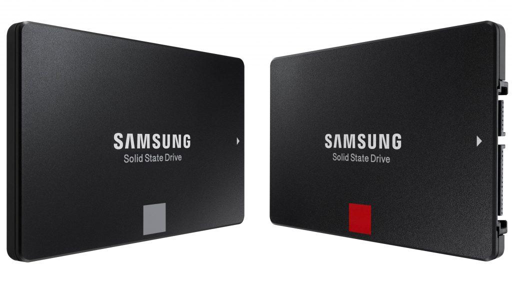 Samsung stellt SSD 860 EVO und PRO vor