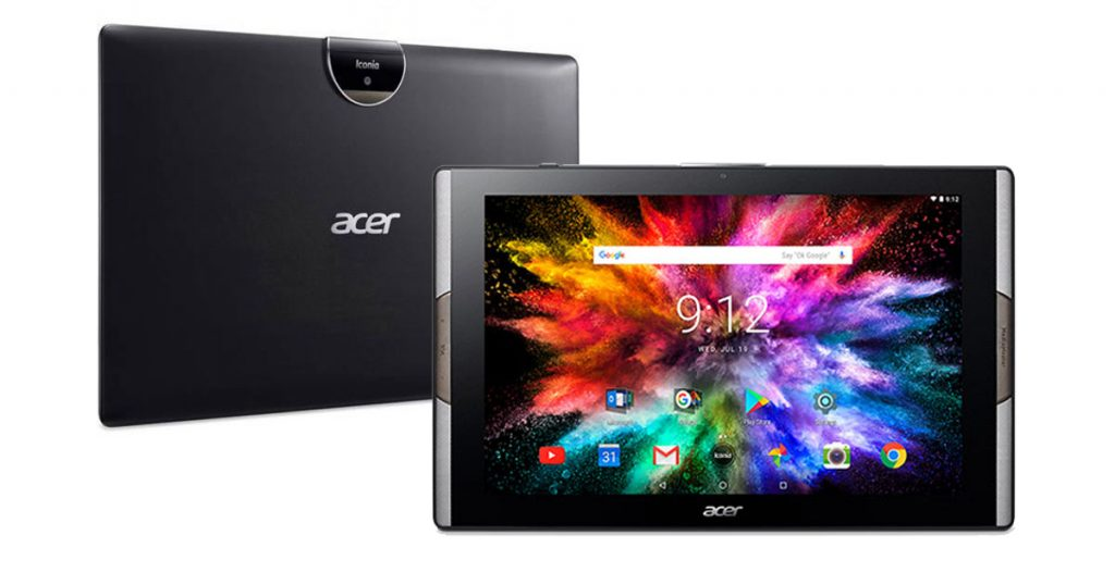 Acer Iconia Tab 10 A3-A50 – Android Tablet mit sehr farbintensivem 10,1-Zoll-Display und gutem Sound