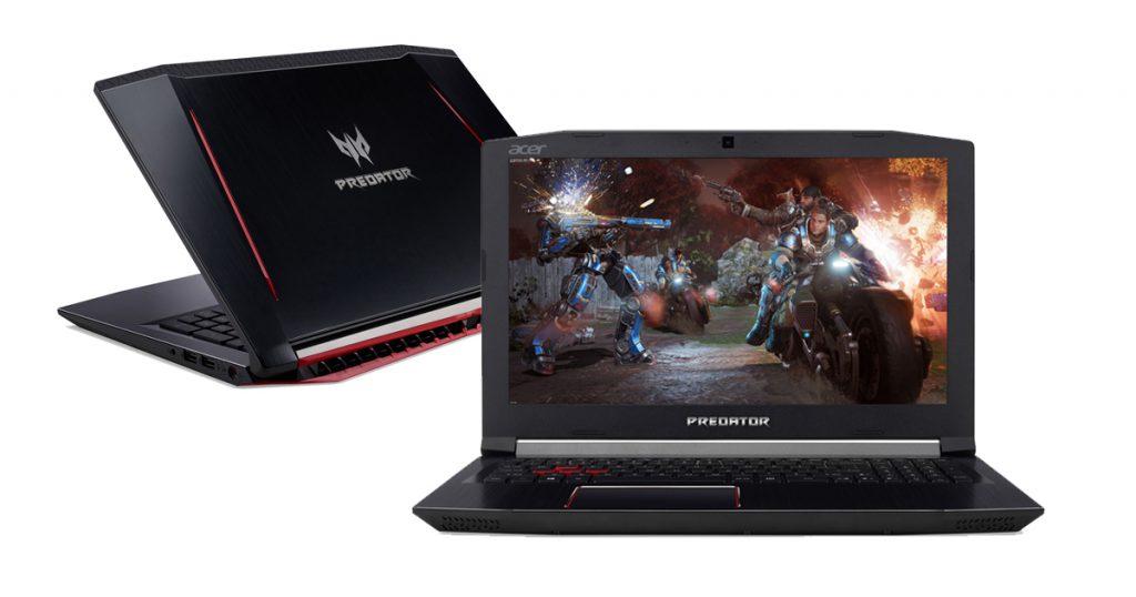 Genug Power für alle Spiele: Acer Predator Helios 300