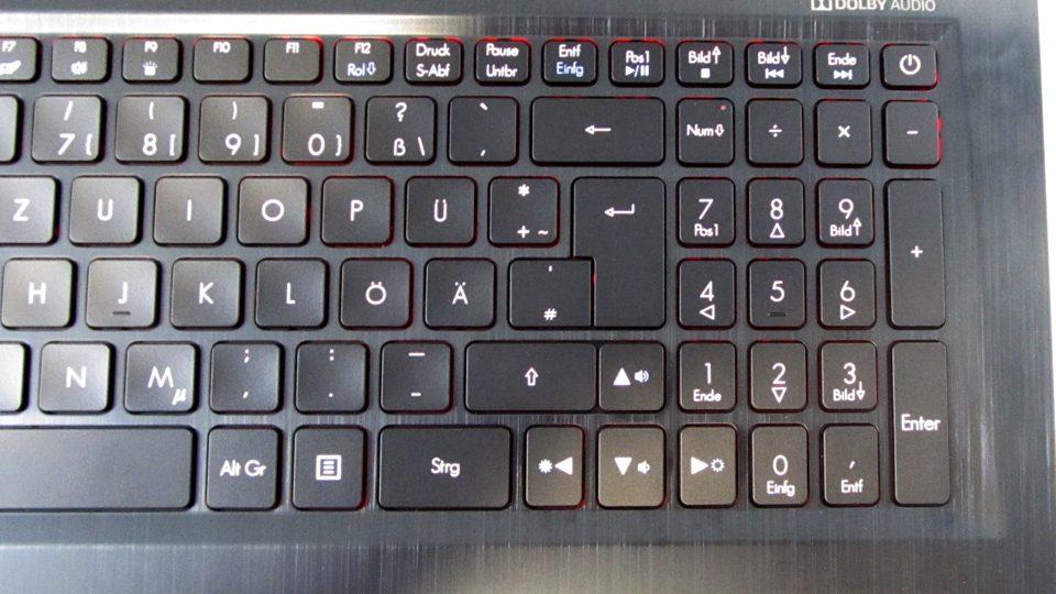 Acer Predator Helios 300 Tastatur_4