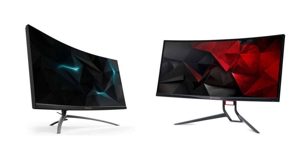 CES 2018: Acer präsentiert Gaming-Monitore Predator X34P und Predator X35
