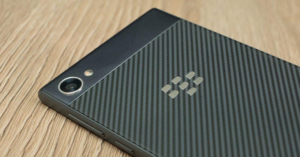 BlackBerry Motion: Solide, sicher und relativ unspektakulär
