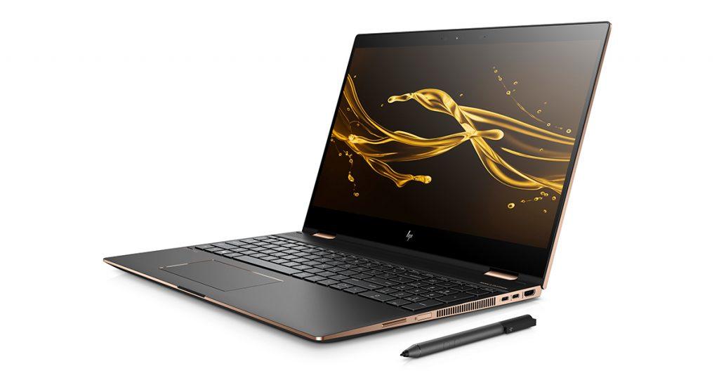 Spectre x360 15, ENVY x2 und OMEN X 65: Neues Lineup von HP auf der CES 2018