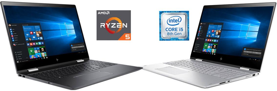 Amd Ryzen 5 2500u Vs Intel I5 8250u