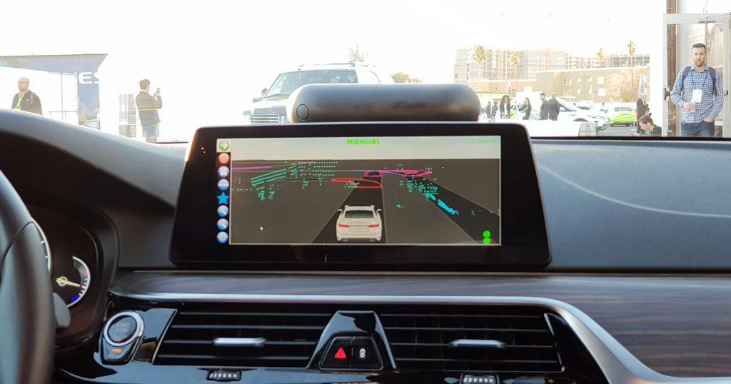 aptiv technik autonomes fahren