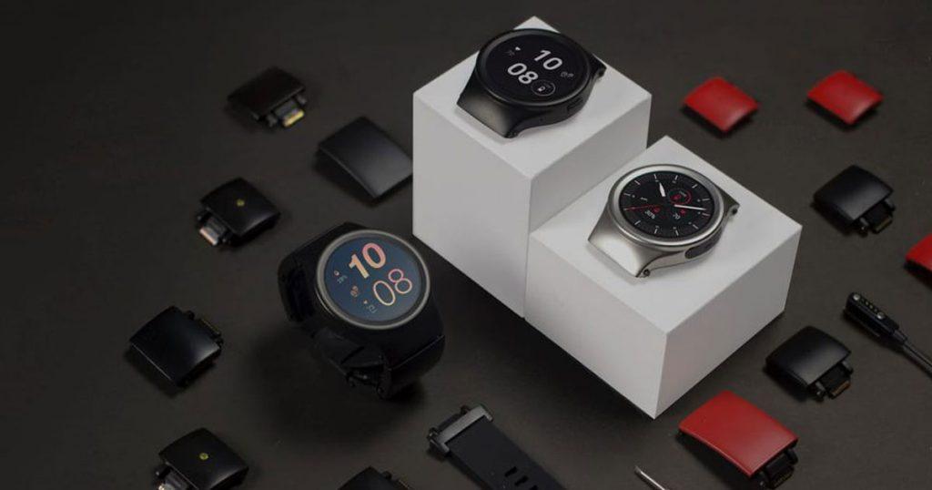 CES 2018: Die modulare BLOCKS Smartwatch ist endlich (bald) erhältlich