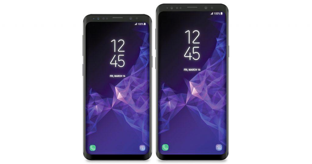 Bilder und technische Details des Samsung Galaxy S9