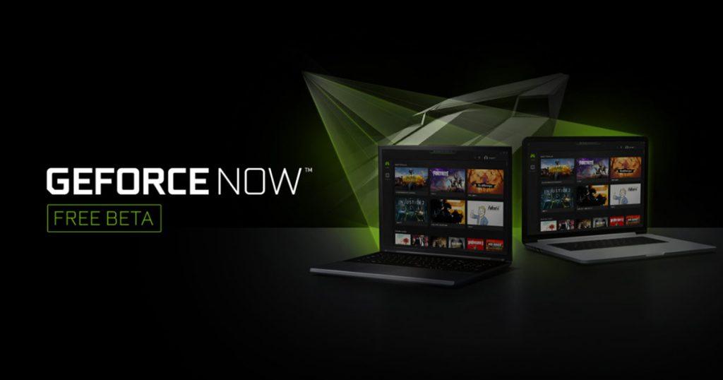 CES 2018: GeForce NOW soll Highend-Gaming auf Uralt-PCs ermöglichen