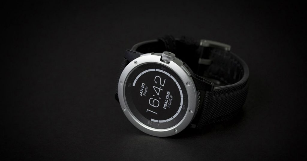 CES 2018: Matrix Powerwatch – Wärme statt Akku