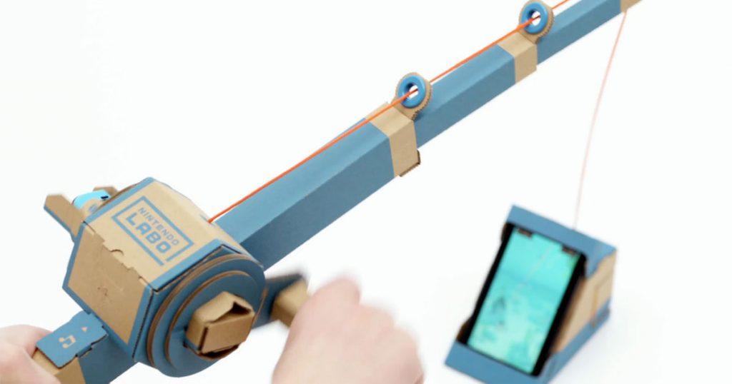 Nintendo Labo – Pappspielzeug Reloaded