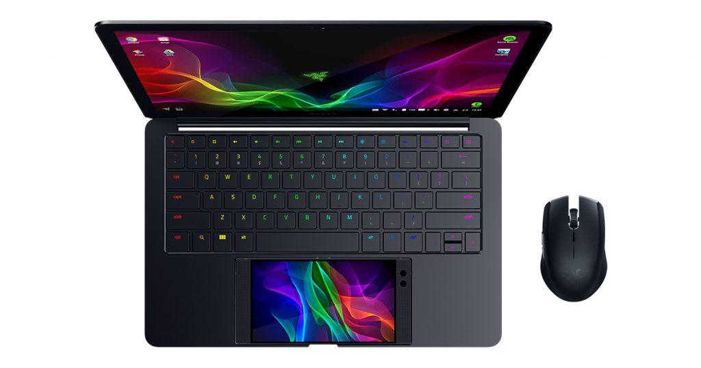 Project Linda: Razer zeigt auf der CES 2018 Hybrid-Laptop-Konzept