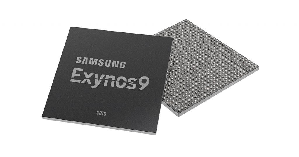 Samsung stellt den Exynos 9810 Prozessor für das Galaxy S9 vor