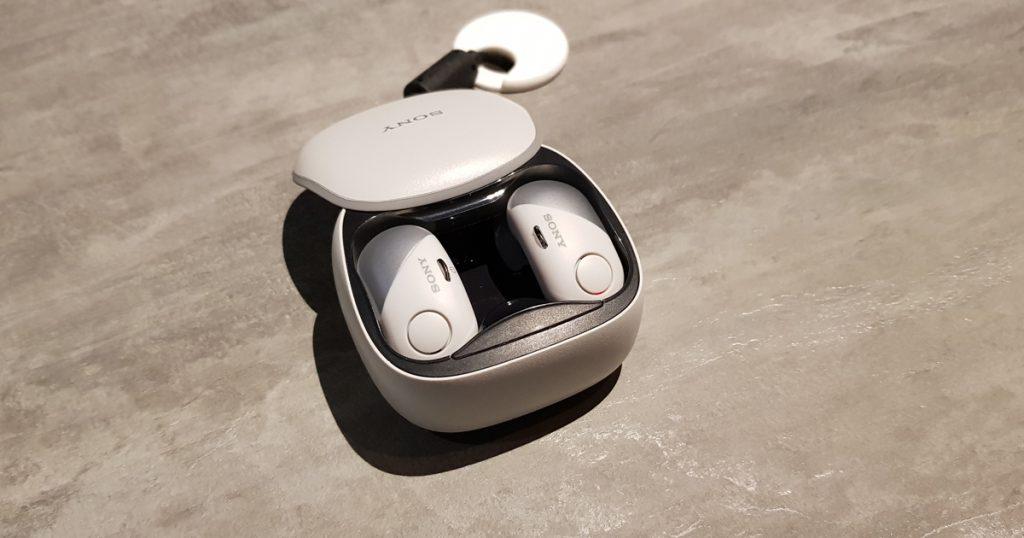 CES 2018: Sony zeigt Bluetooth-Kopfhörer mit Ambient Sound Mode