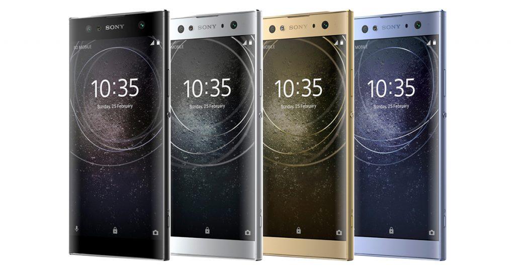 Pressebilder vom Sony XA2 (Ultra) aufgetaucht