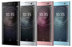 Sony XA2 Smartphone