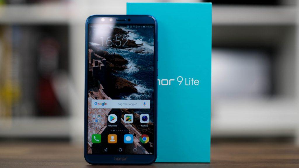 Honor 9 Lite: Mittelklasse-Smartphone mit zwei Dual-Kameras