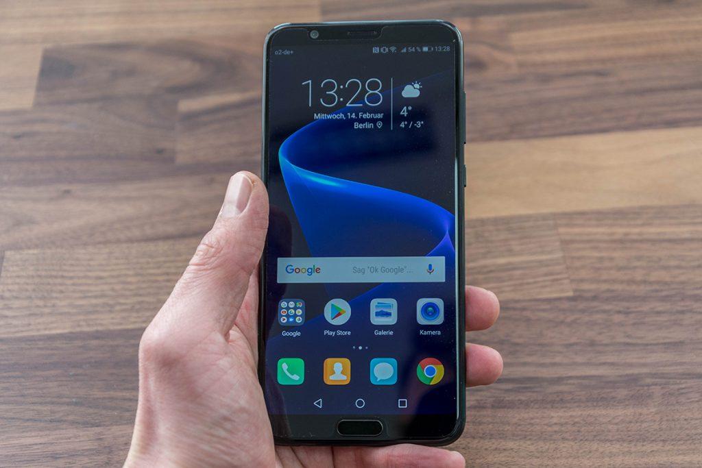 Honor View10: Top-Smartphone mit nur einer Schwäche