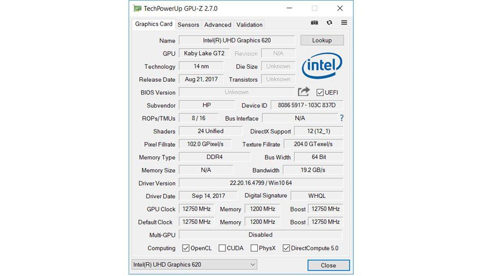 HP ProBook 450 G5 3KY71ES Hardware_7