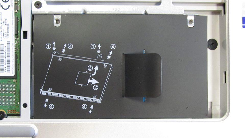 HP ProBook 450 G5 3KY71ES Innen_4