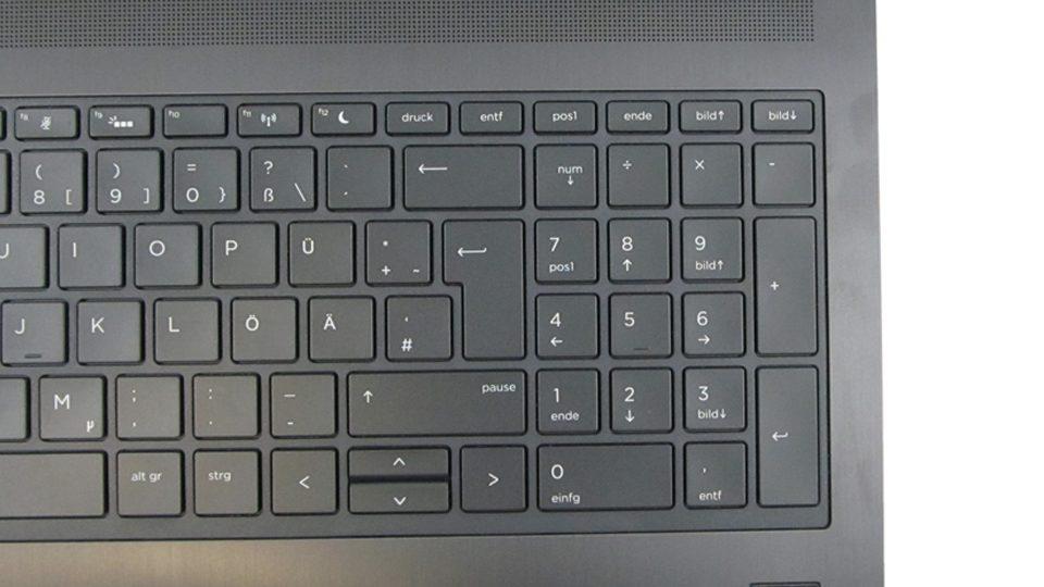 HP ProBook 450 G5 3KY71ES Tastatur_3