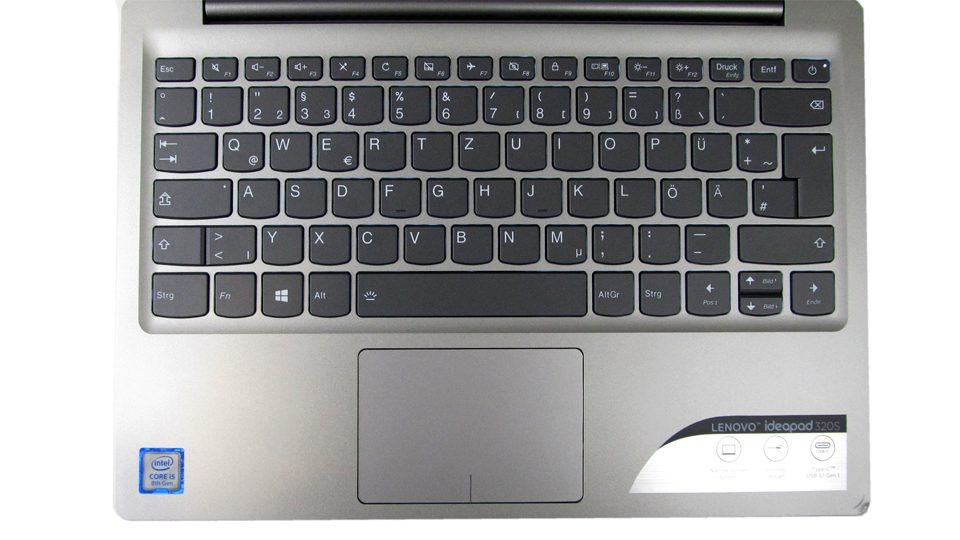 Lenovo 320S-13IKB 81AK0038GE Tastatur_1