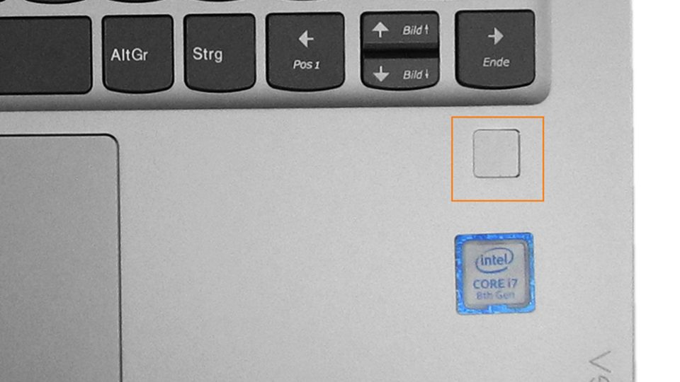 Lenovo-YOGA-920-13IKB-Fingersensor