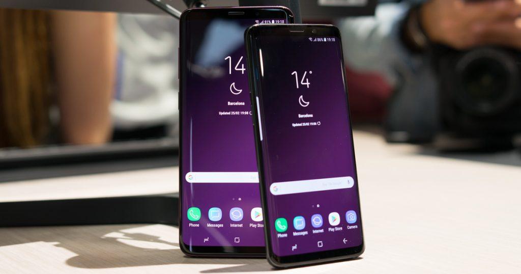 MWC2018: Galaxy S9 und S9+ vorgestellt