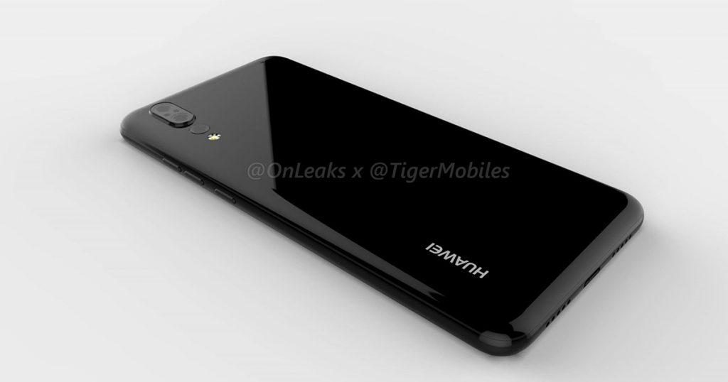 Leak: Jetzt sehen wir auch das Huawei P20 im Video