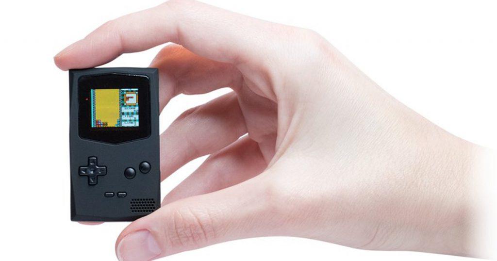Gameboy-Klon PocketSprite ist die kleinste Konsole der Welt