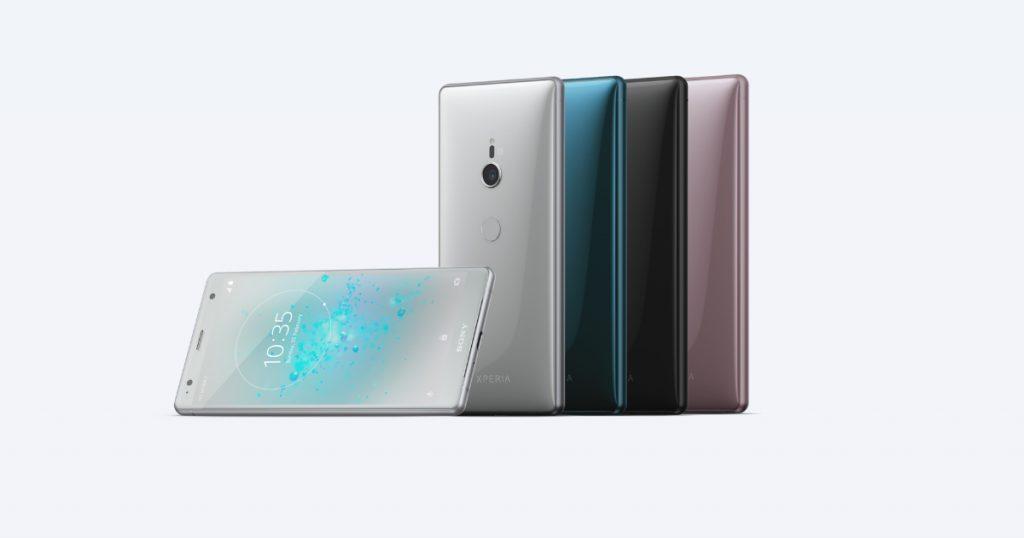 MWC 2018: Sony Xperia XZ 2 und XZ2 Compact vorgestellt