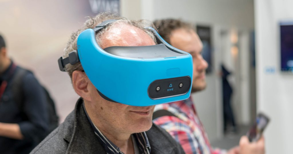 MWC 2018: Virtual Reality erobert den Arbeitsalltag