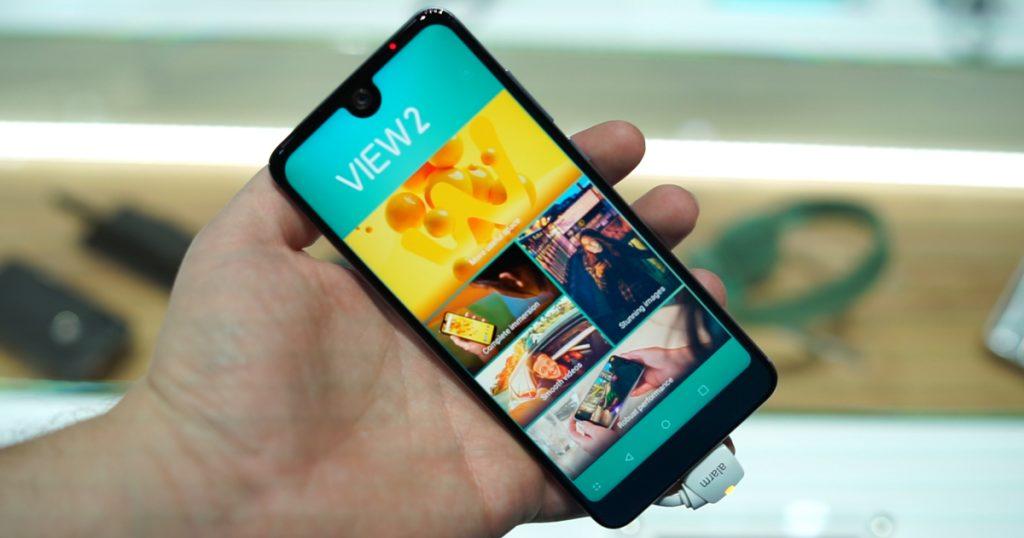 MWC 2018: Günstige Smartphones mit 19:9-Display von Wiko