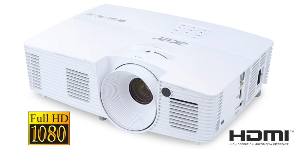 Acer H6519ABD – Full HD-Beamer mit 3.400 ANSI-Lumen im Test