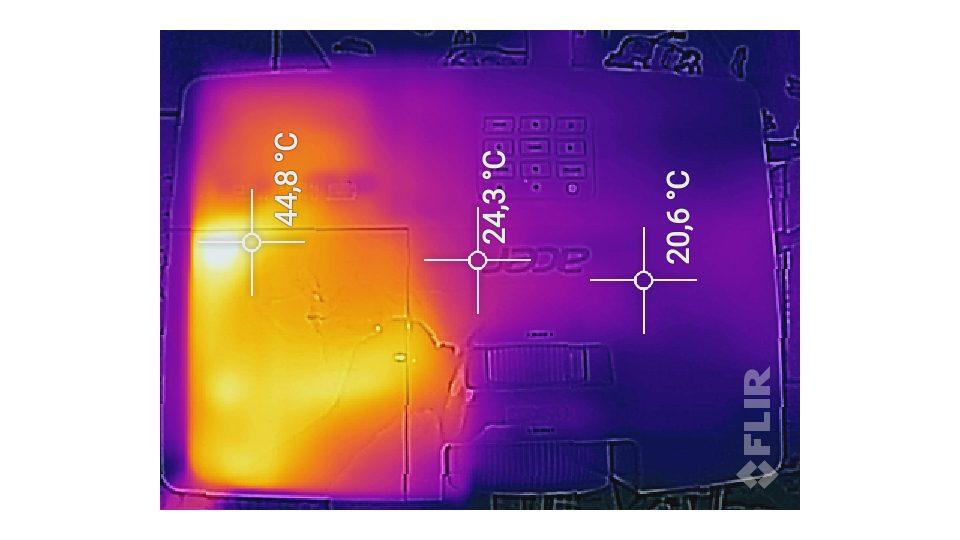 Acer H6519ABD Hitze_1