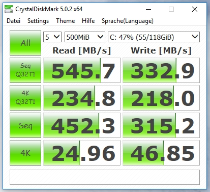 HP Pavilion 24 AiO SSD